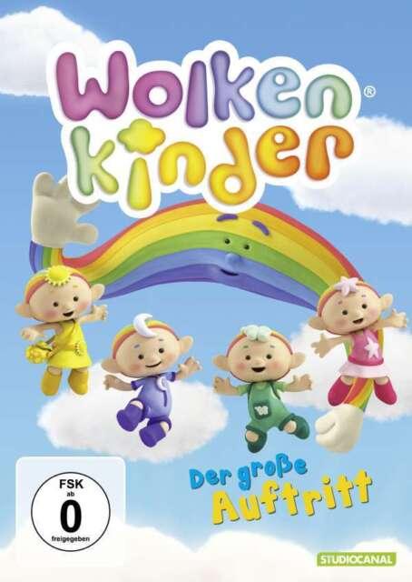 Wolkenkinder - Der große Auftritt - DVD