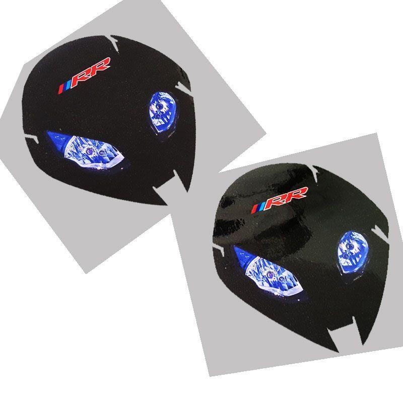 BMW S RR Alien Head Motorcycle Decals Graphics Stickers X - Bmw motorcycle custom stickers decals