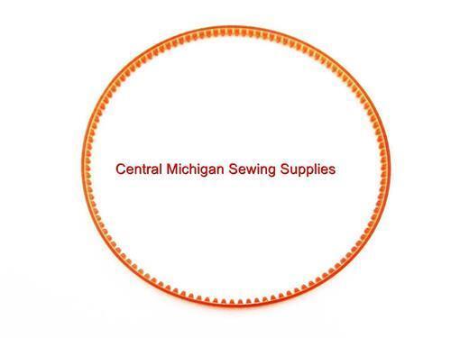 Universal Sewing Machine Motor Lug Belt 40 4040 In Singer White Delectable Kenmore Sewing Machine Belt