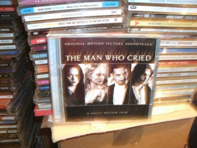THE Man Who Cried (Soundtrack, 2000) FILM SOUNDTRACK