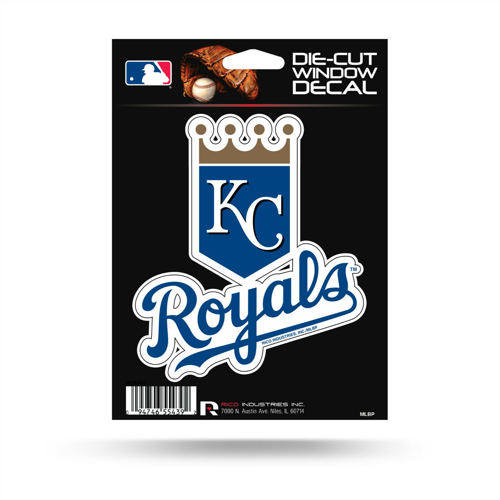 Kansas City Royals Diecut Window Decal By Rico Industries EBay - Die cut window decals