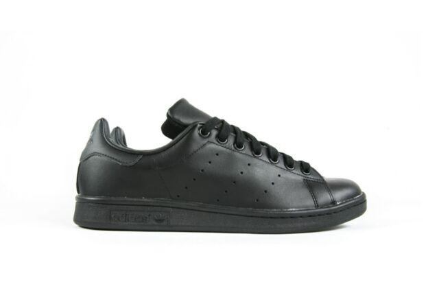 Adidas Originals Men's STAN SMITH Shoes Black M20327 a