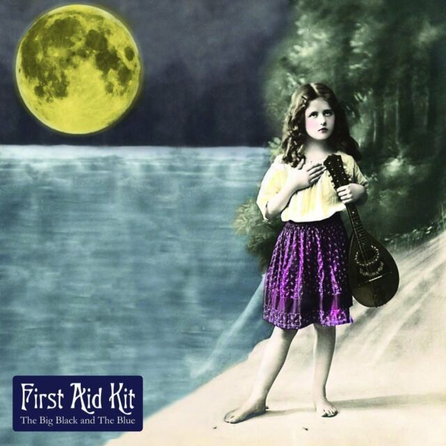FIRST AID KIT - THE BIG BLACK & THE BLUE deluxe    (CD) sealed