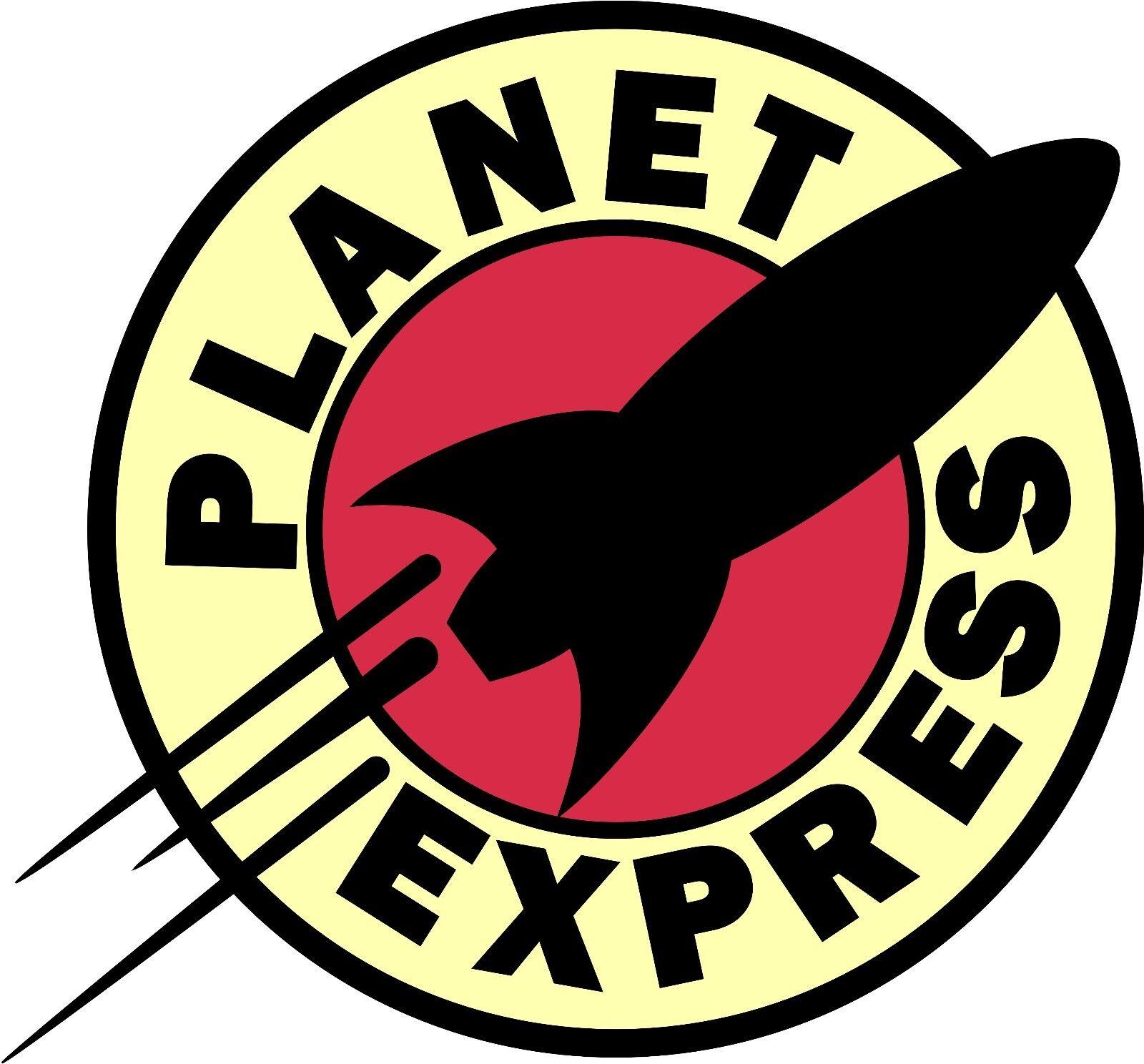 Planet express futurama logo sticker decal ebay resntentobalflowflowcomponenttechnicalissues biocorpaavc Gallery
