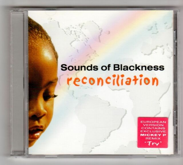 (HA197) Sounds Of Blackness, Reconciliation - 2000 CD
