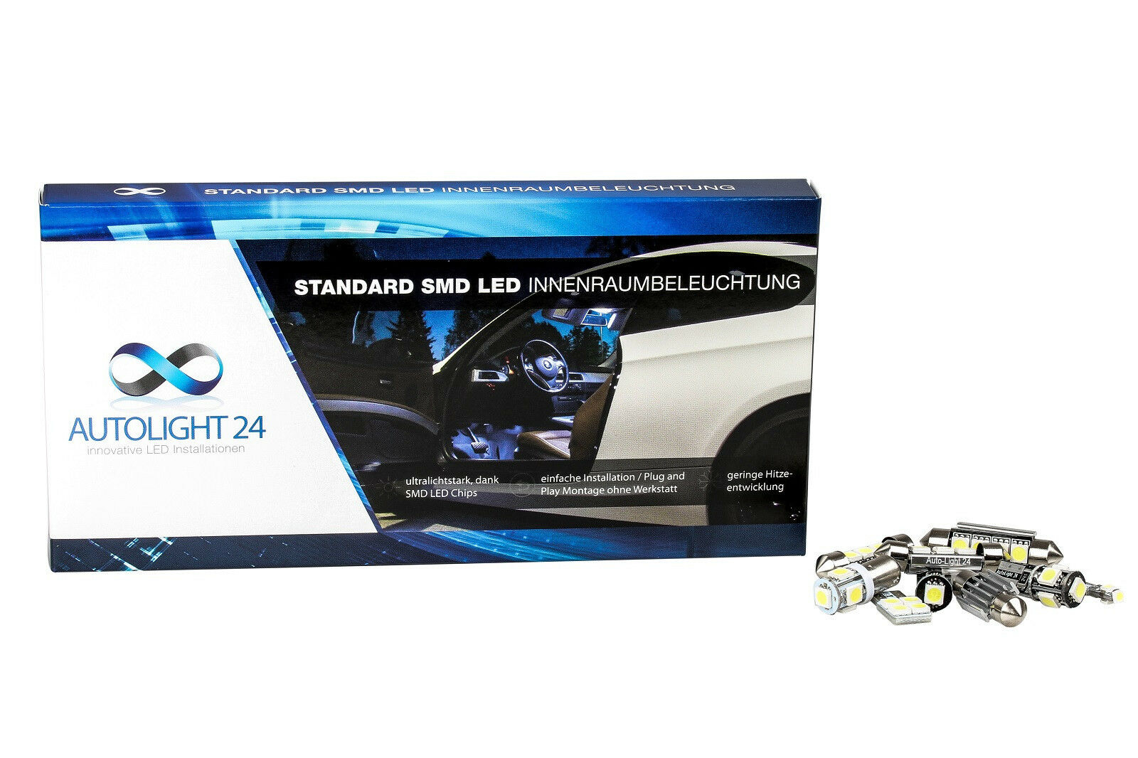 Standard LED SMD Interior Light for RENAULT TWINGO 3 | eBay