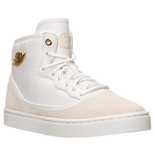 Nike Air Jordan Jasmine Girls GG Sz 6y White Metallic Gold 768927 109   eBay