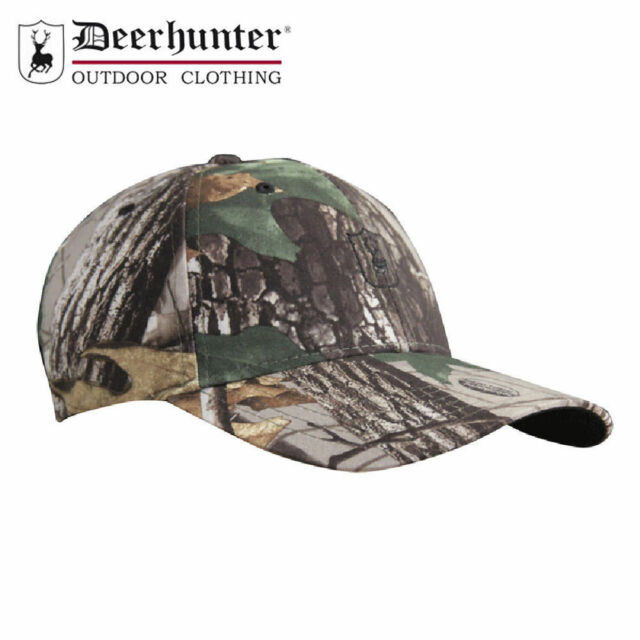 Deerhunter Avanti Cap Realtree Hardwoods Camo Hunting
