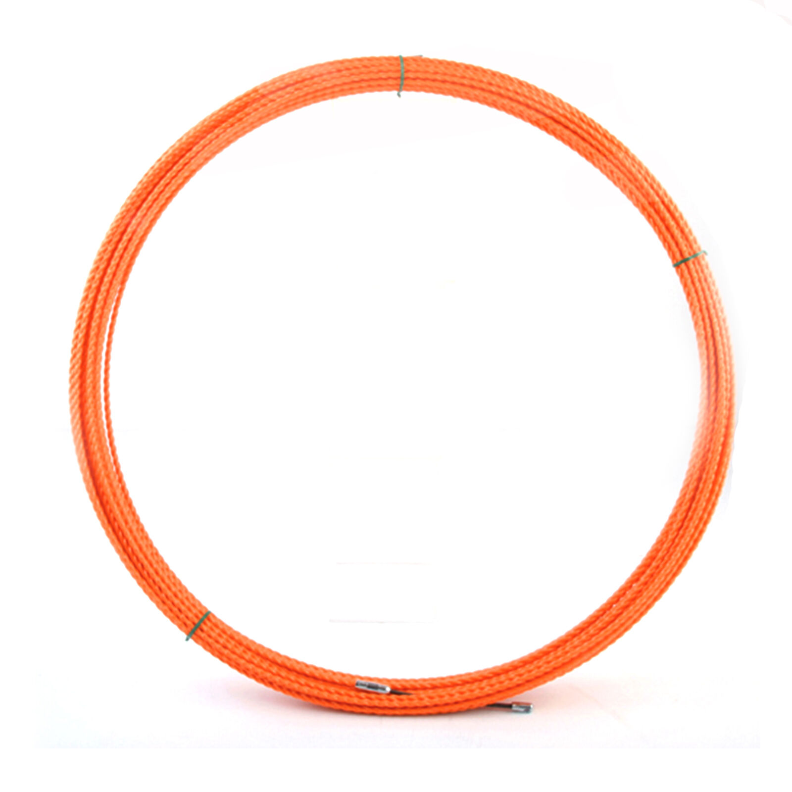 Lo530 Nylon Fish Tape Reel Wire Pullers 30m(100ft) Tool Electricians ...