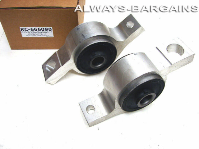 Rocar Front Lower Control Arm Bushing Left Right 2pcs