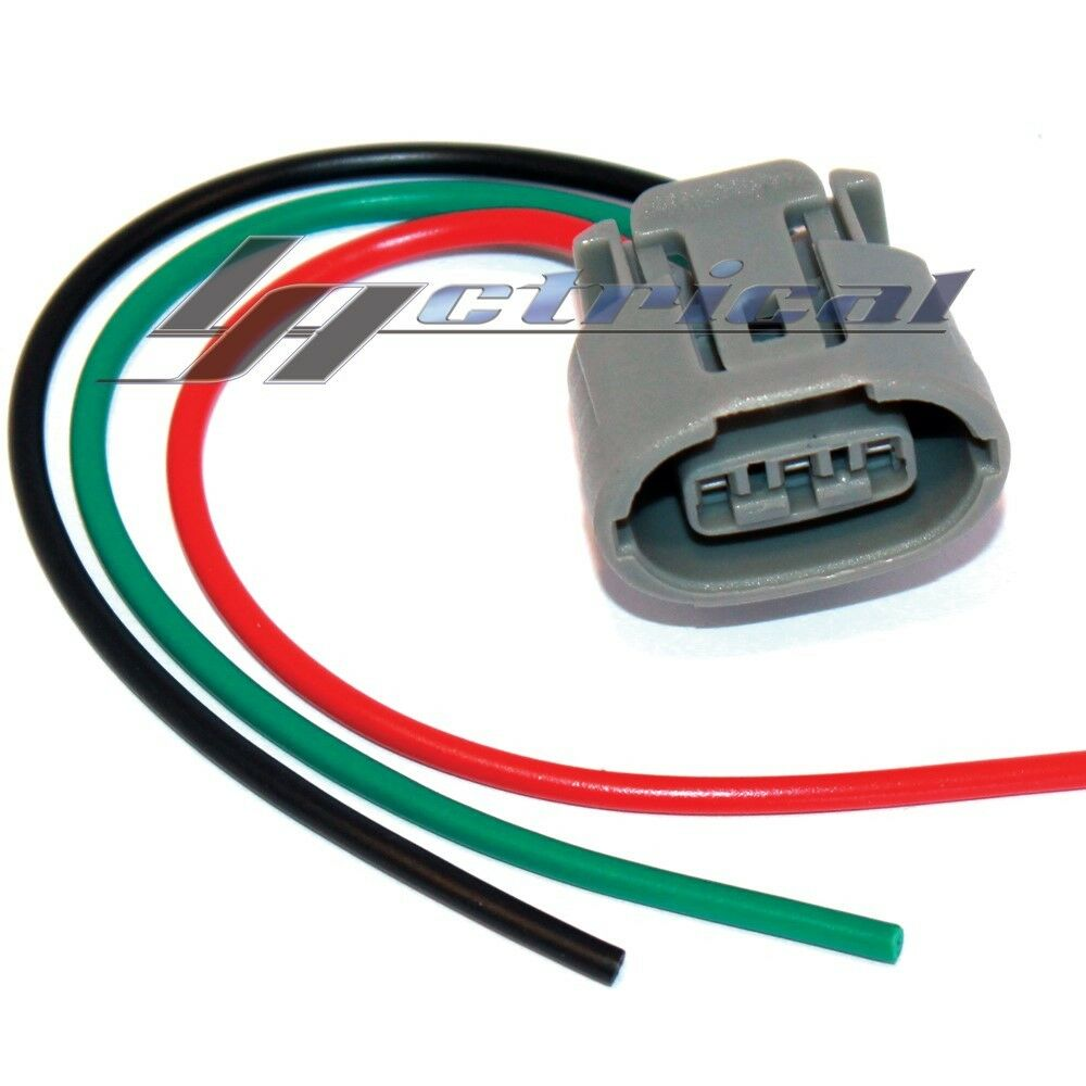 s l1600 alternator repair plug harness 3 wire pin pigtail for toyota Wire Single Life 4 Harnesstionships at nearapp.co