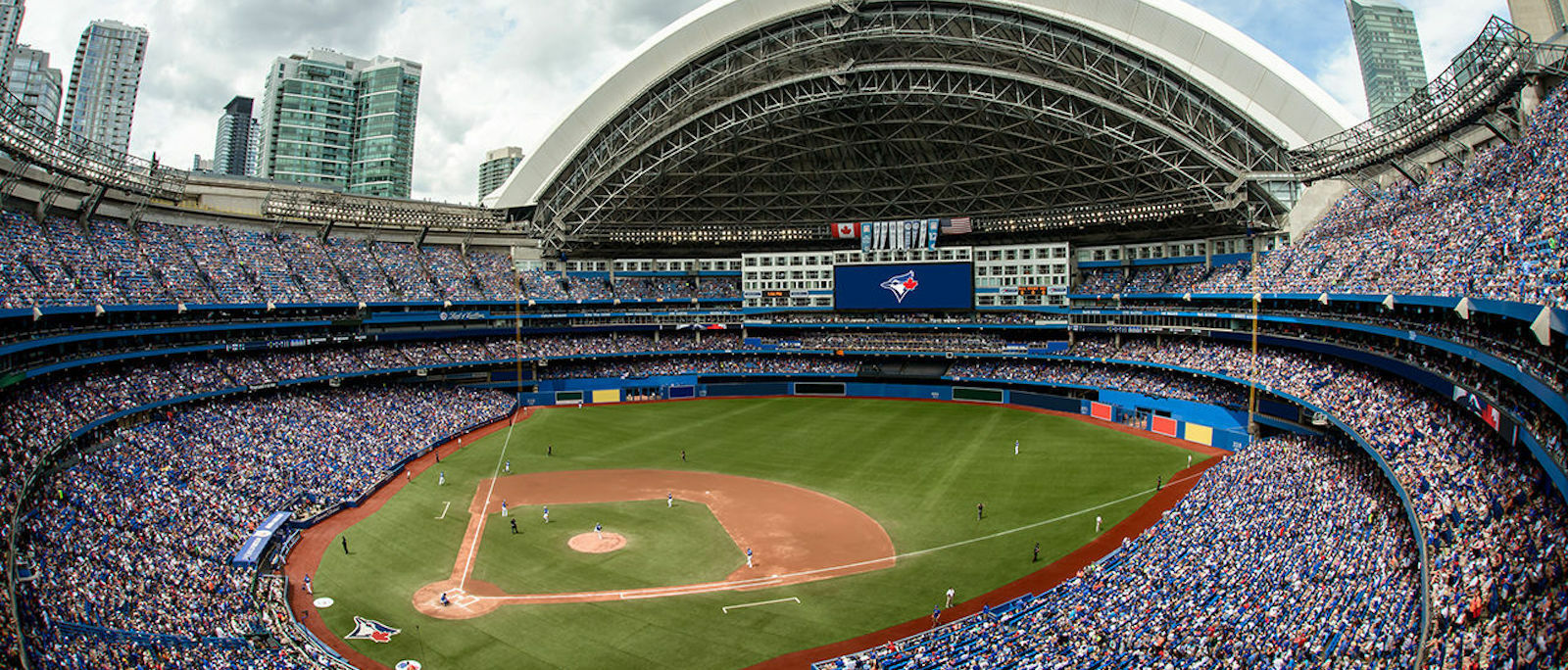 Toronto Blue Jays Road Games