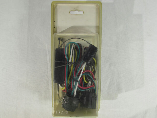 trailer wiring harness t one connector draw tite 18360 ebay rh ebay com draw-tite trailer wiring harness kit draw tite brake controller wiring harness