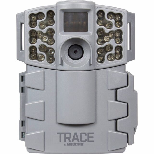 Moultrie Trace Premise Pro 12mp Game Trail Deer Security Camera ...