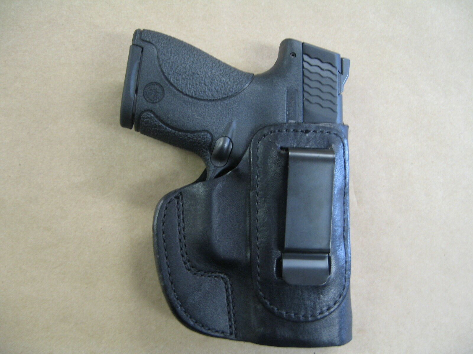 walther pps m1 m2 iwb leather in the waistband concealed carry