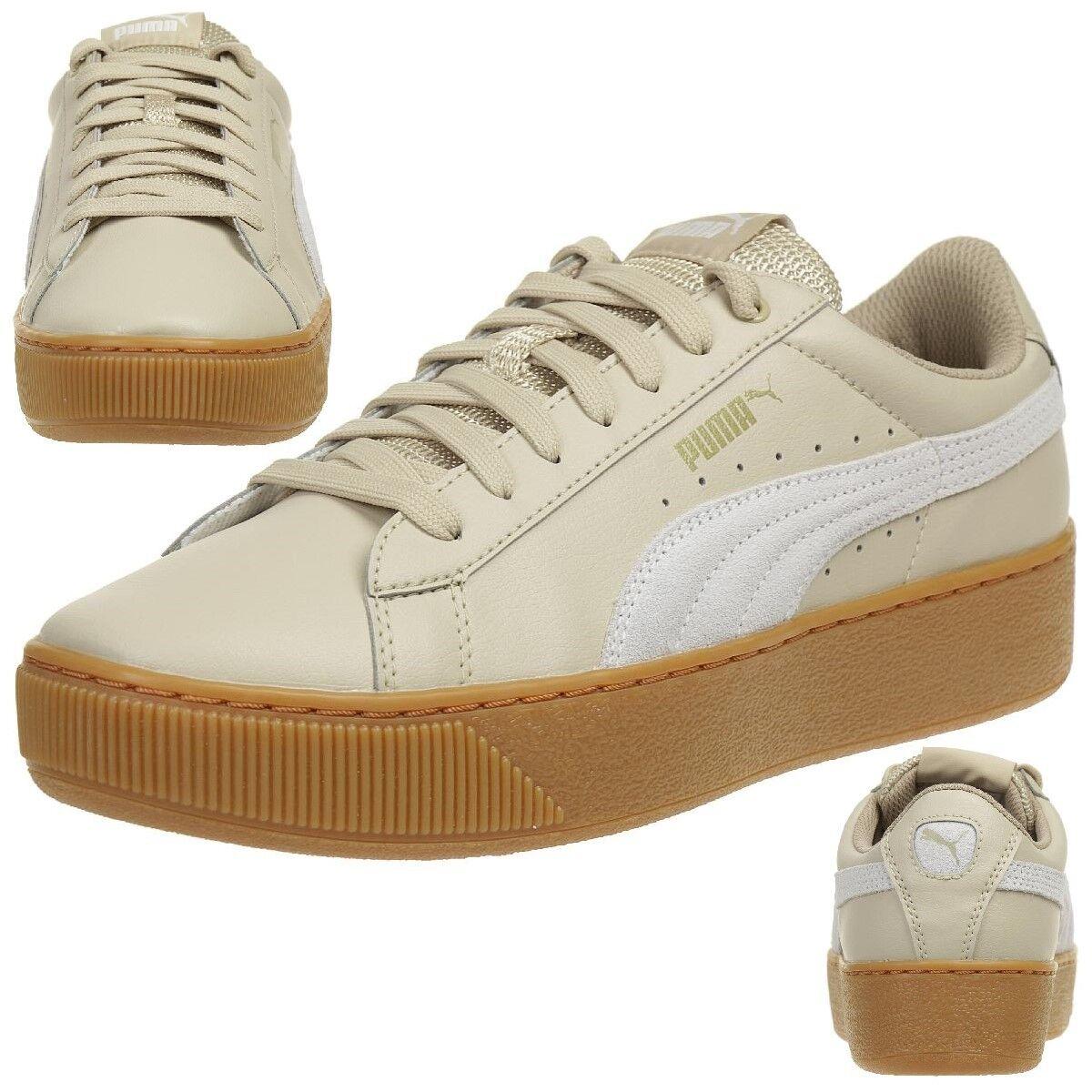 PUMA Vikky Platform Donna L Sneaker Scarpe Donna Platform 364893 03 b3338e