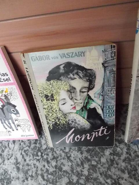 Monpti, ein Roman von Gabor von Vaszary, aus dem rororo Verlag