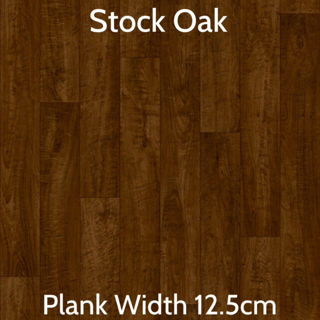 Quality Non Slip Vinyl Flooring Wood Tile Effect Kitchen Bathroom - Wide width vinyl flooring