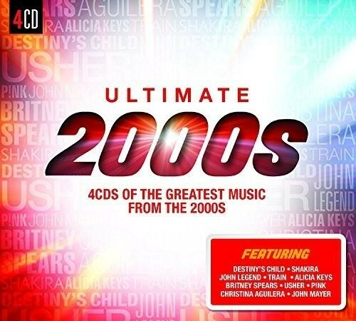 Various Artists - Ultimate 2000S / Various [New CD] UK - Import