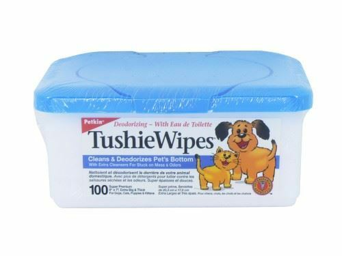 Petkins Tushie Wipes 100pk by SharplesNGrant