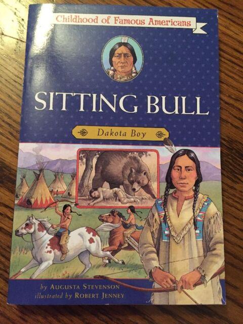 NEW Sitting Bull: Dakota Boy by Augusta Stevenson Paperback Book (English) Free