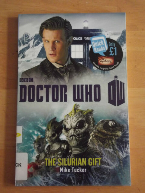 MIKE TUCKER - DOCTOR WHO - THE SILURIAN GIFT