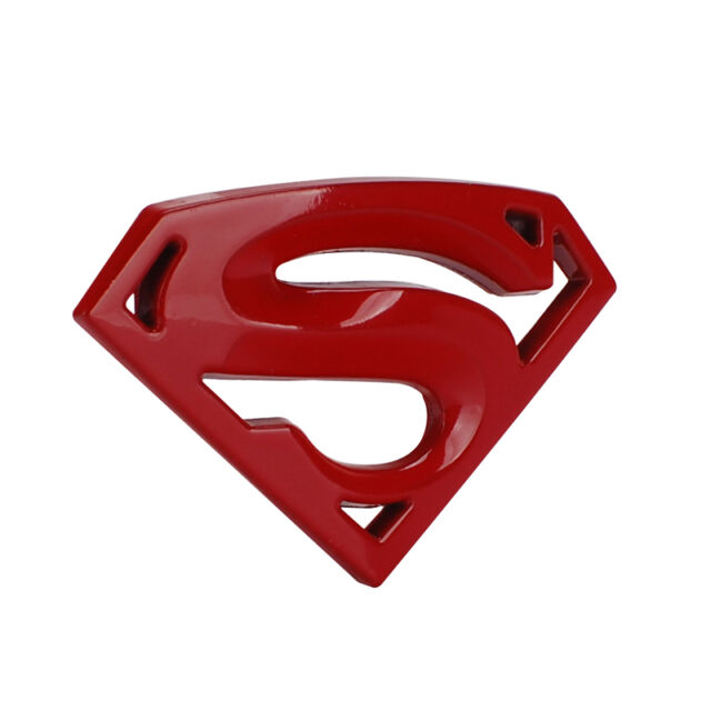 1pc red superman logo sticker badge emblem decals 3d chrome metal 1pc red superman logo sticker badge emblem decals 3d chrome metal car sticker voltagebd Choice Image