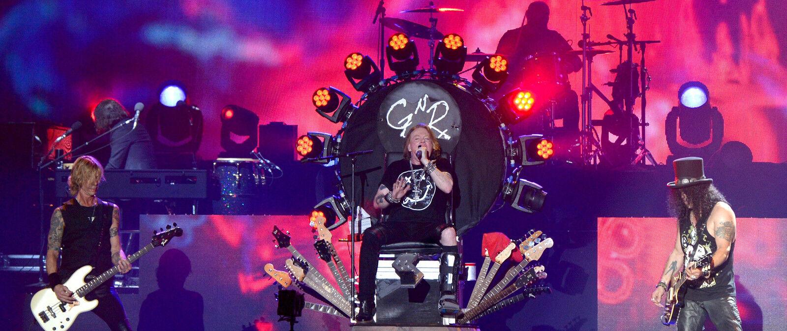 槍與玫瑰(Guns N Roses)