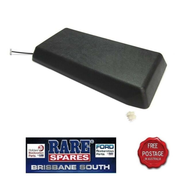FORD FALCON XA XB XC CONSOLE LID WITH HINGE BUSHES AND STRAP GT GS
