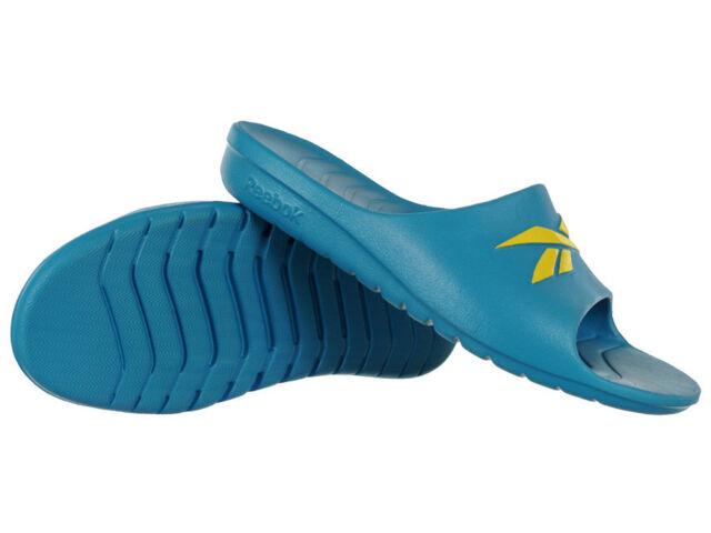 REEBOK KOBO VI JCLIP Sandalo diapositive Sandali Da UomoBlu