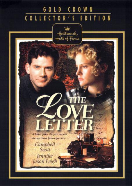 The Love Letter Hallmark Hall of Fame DVD Campbell Scott Jennifer