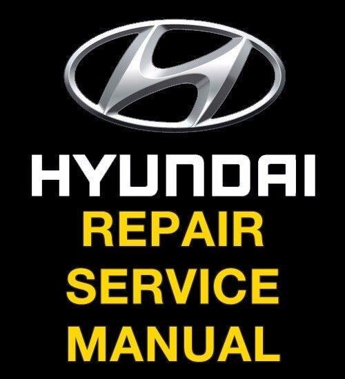 hyundai terracan 2002 2003 2004 2005 service manual repair ebay rh ebay com 2002 hyundai sonata owners manual 2002 hyundai accent owners manual