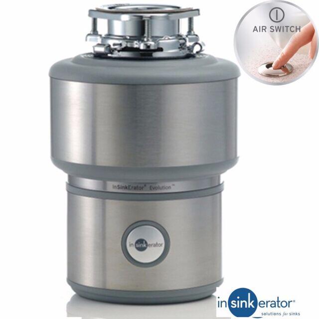 InSinkErator Evolution 200 Kitchen Sink Waste Disposal Unit   eBay