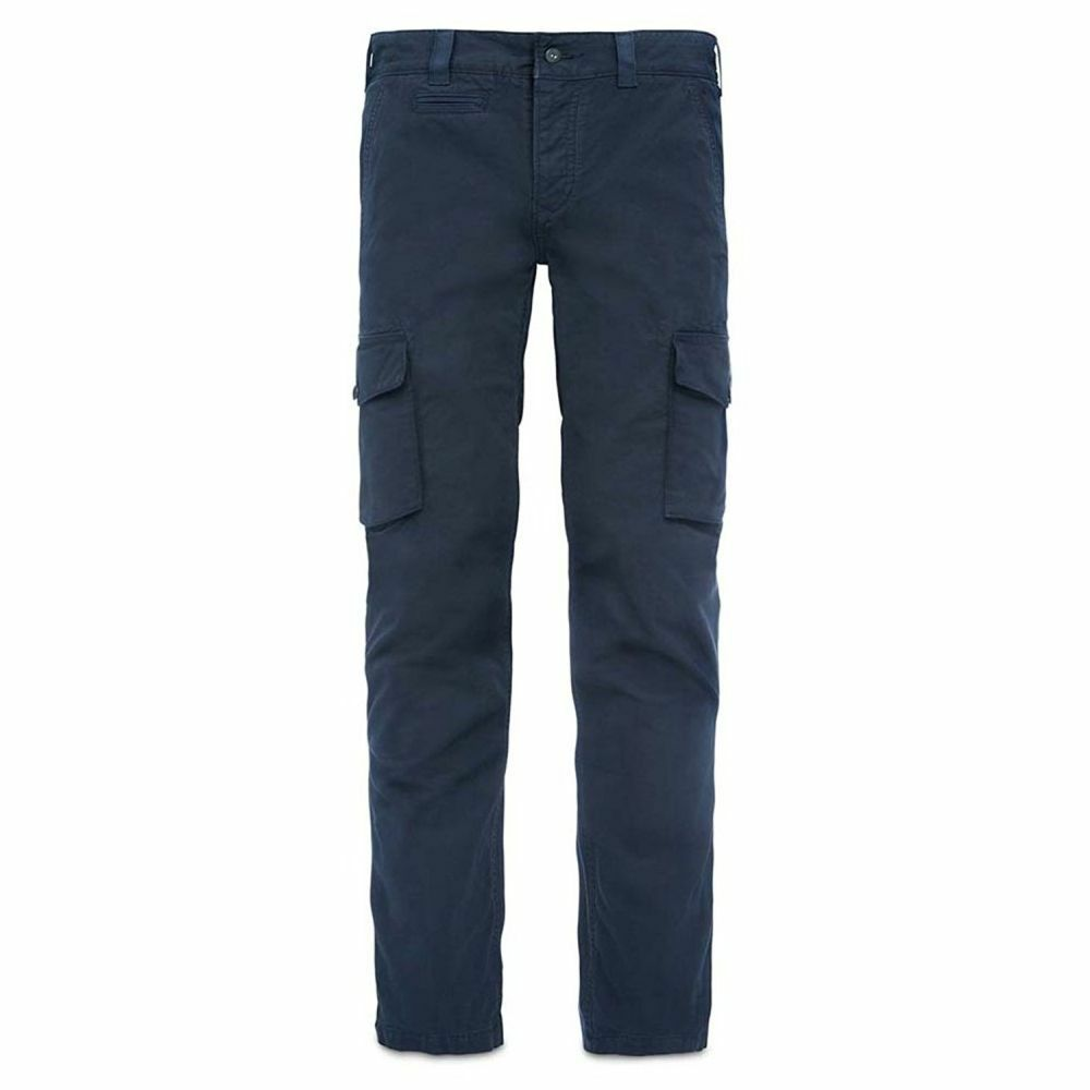 Timberland Ca1a8o43334 Men's Squam Lake Cargo Pants Dark Sapphire W 36 L 34  | eBay