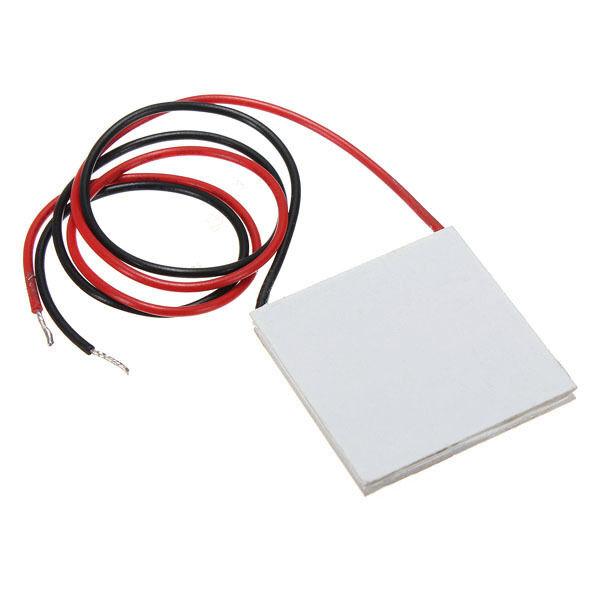 Heatsink Thermoelectric Cooler Peltier Cool Plate Module 12V 6A 72W gift