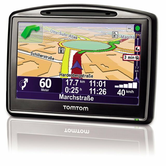 tomtom go 930 navigationssystem ebay. Black Bedroom Furniture Sets. Home Design Ideas