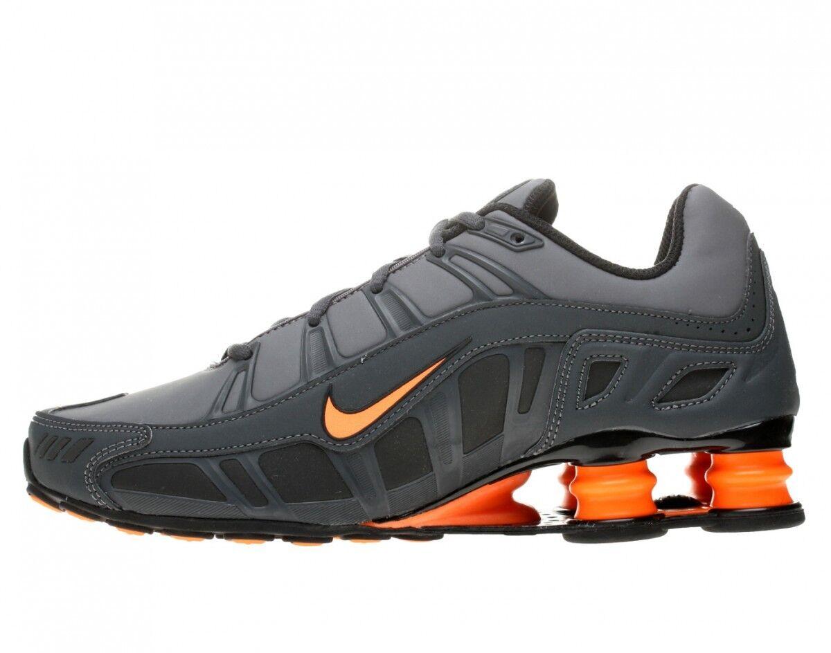 new product d9f12 2e2ba Mens Nike Shox Turbo Xi Sl 414941002 Dark GreyBlack SizeUS 6,5 Amazon.co  Tênis Nike Shox Turbo XI SL SI - Masculino Picture 1 of 5 .