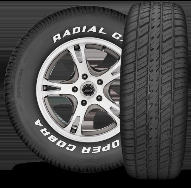 cooper cobra radial g t tire s 255 60r15 255 60 15 r15. Black Bedroom Furniture Sets. Home Design Ideas