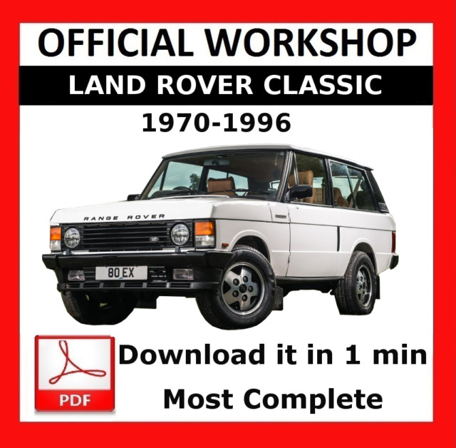 1996 range rover manual free owners manual u2022 rh wordworksbysea com 1996 land rover discovery owners manual 1995 Range Rover
