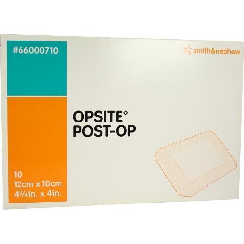 OPSITE Post-OP 10x12 cm Verband einzeln steril 10X1 St PZN 1447453
