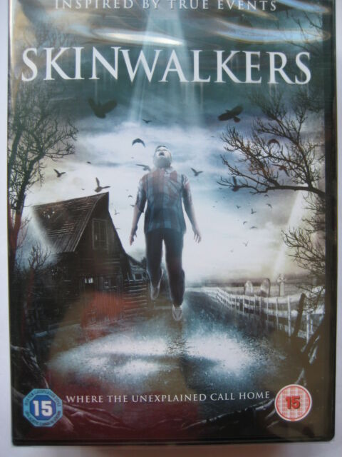 Skinwalkers (DVD, 2014) NEW SEALED Region 2 PAL