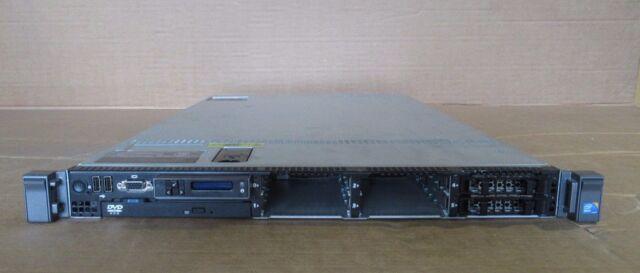 Dell PowerEdge R610 2x E5620 2.40GHz 48GB Ram No HDD RAID 1U Rack Server