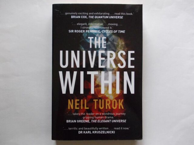 THE UNIVERSE WITHIN | NEIL TUROK