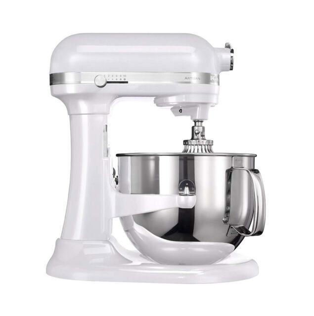 Kitchenaid Robot da cucina Artisan 6 9 lt 5ksm7580xefp Perla   eBay