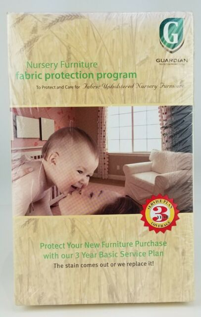 Bon GUARDIAN Nursery Furniture Fabric Protection Program New