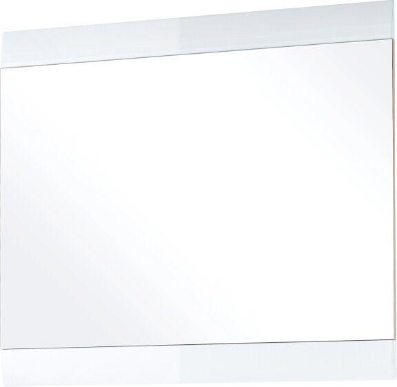 Spiegel, Neapel, Flurspiegel, Wandspiegel, Garderobenspiegel, Flur, Weiß