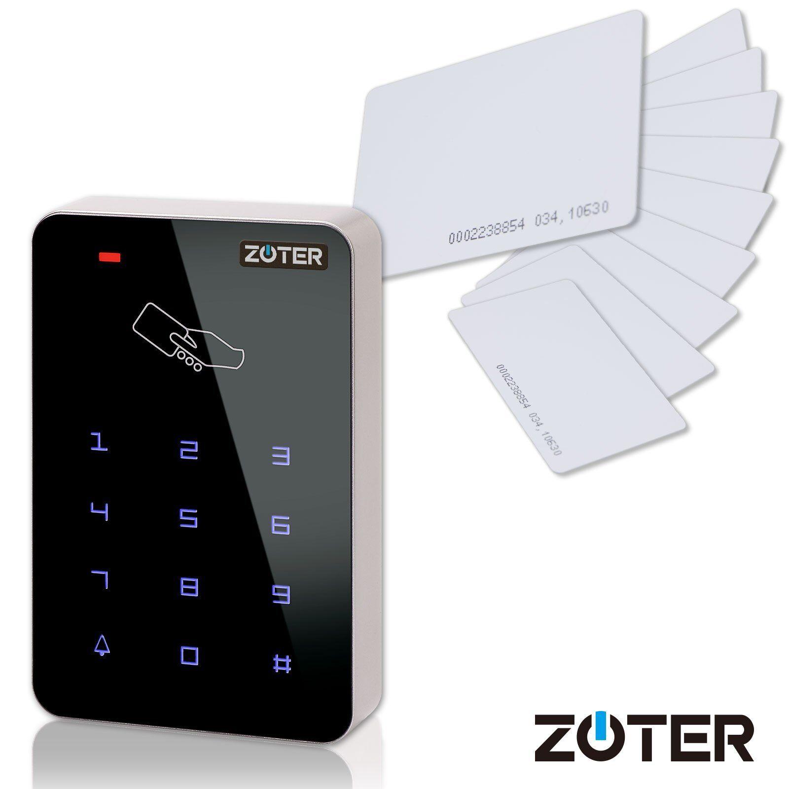 Door Home Access Control 125khz Reader Keypad Backlit Key RFID Card for House   eBay  sc 1 st  eBay & Door Home Access Control 125khz Reader Keypad Backlit Key RFID ... pezcame.com