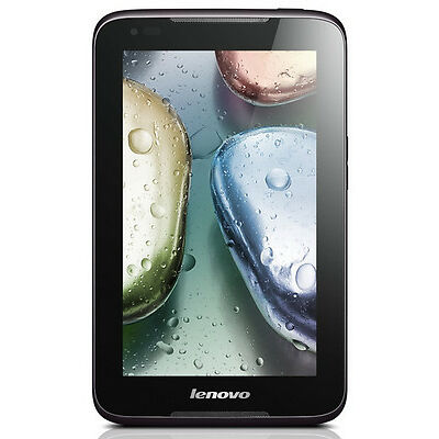 Lenovo IdeaTab IdeaTab A1000L 8GB, Wi-Fi, 7in - Black Tablet