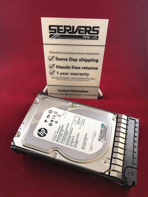 HP 2 TB,Intern,7200 RPM 611953-001 611816-B21 Festplatte