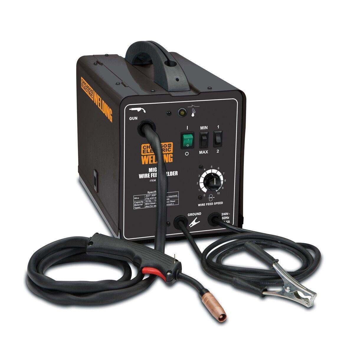 s l1600 chicago electric welder ebay wiring diagram for chicago electric welder at bayanpartner.co